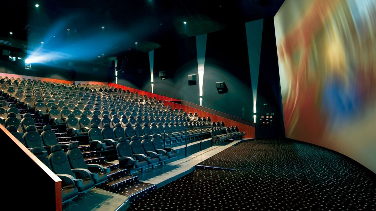 Go big or go home: IMAX and the future of cinema