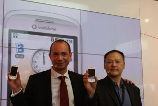 HTC and Vodafone predict a long partnership