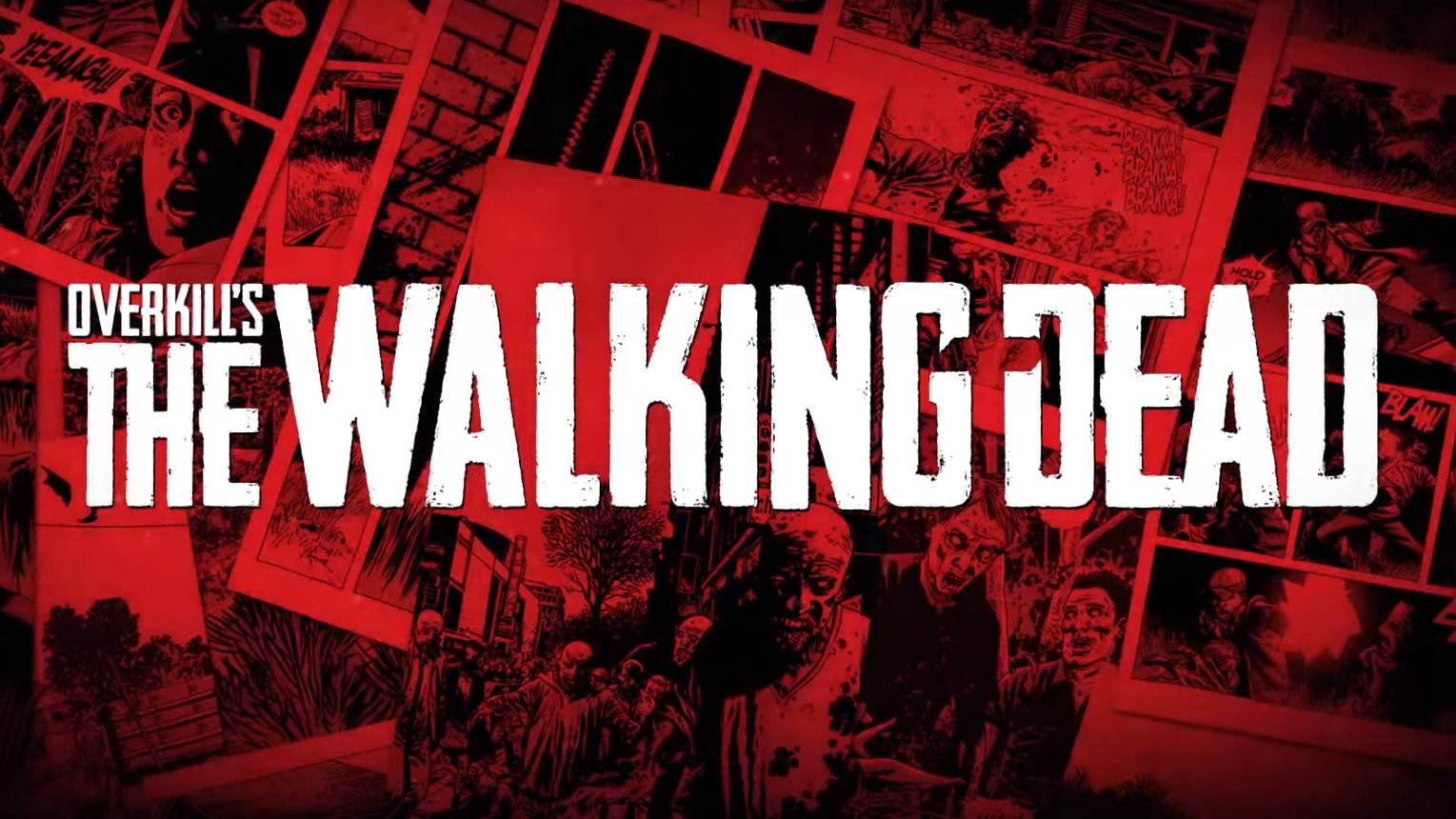 Overkill's Walking Dead FPS is delayed into 2017