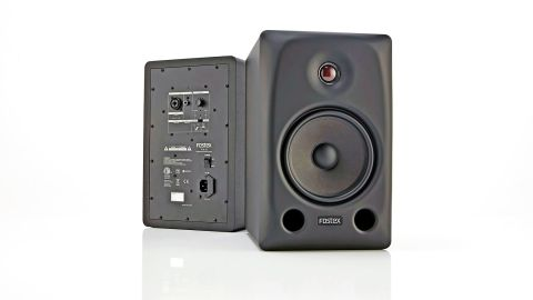 The PX-6 is a powered two-way nearfield monitor that is equipped with totally new 6.5-inch LF and 1-inch HF drivers