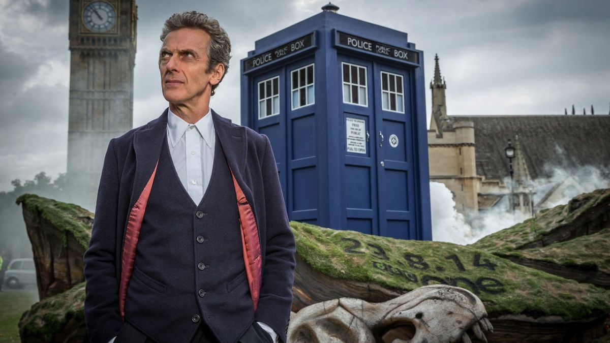 Doctor Who spins off Class, a new show for young adults