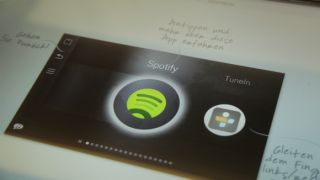 Spotify hits the road again as Volvo adds it to the dashboard