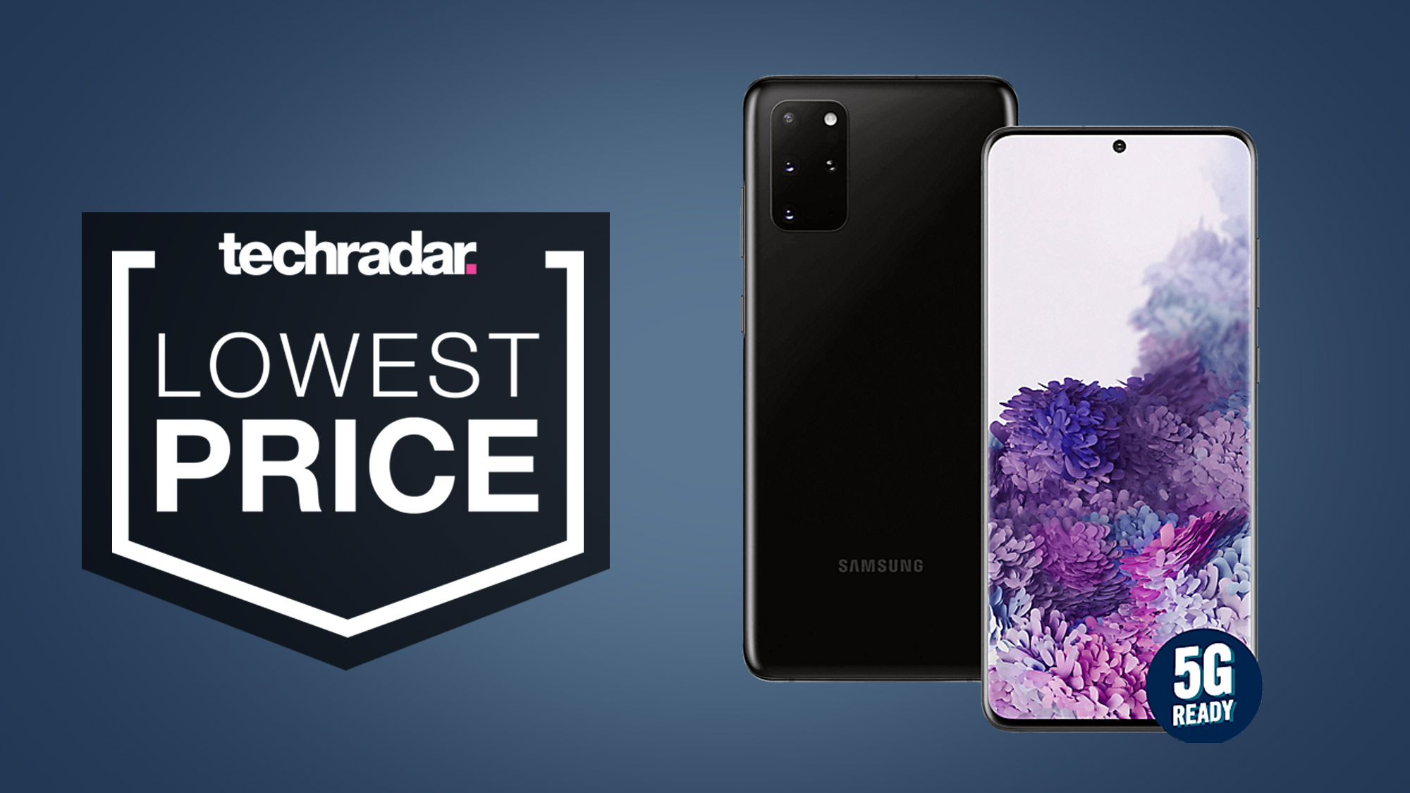 Considering Samsung Galaxy S20 Plus deals? Three has the best offer by miles thumbnail
