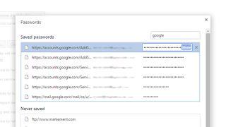 how do i get google chrome to remember passwords