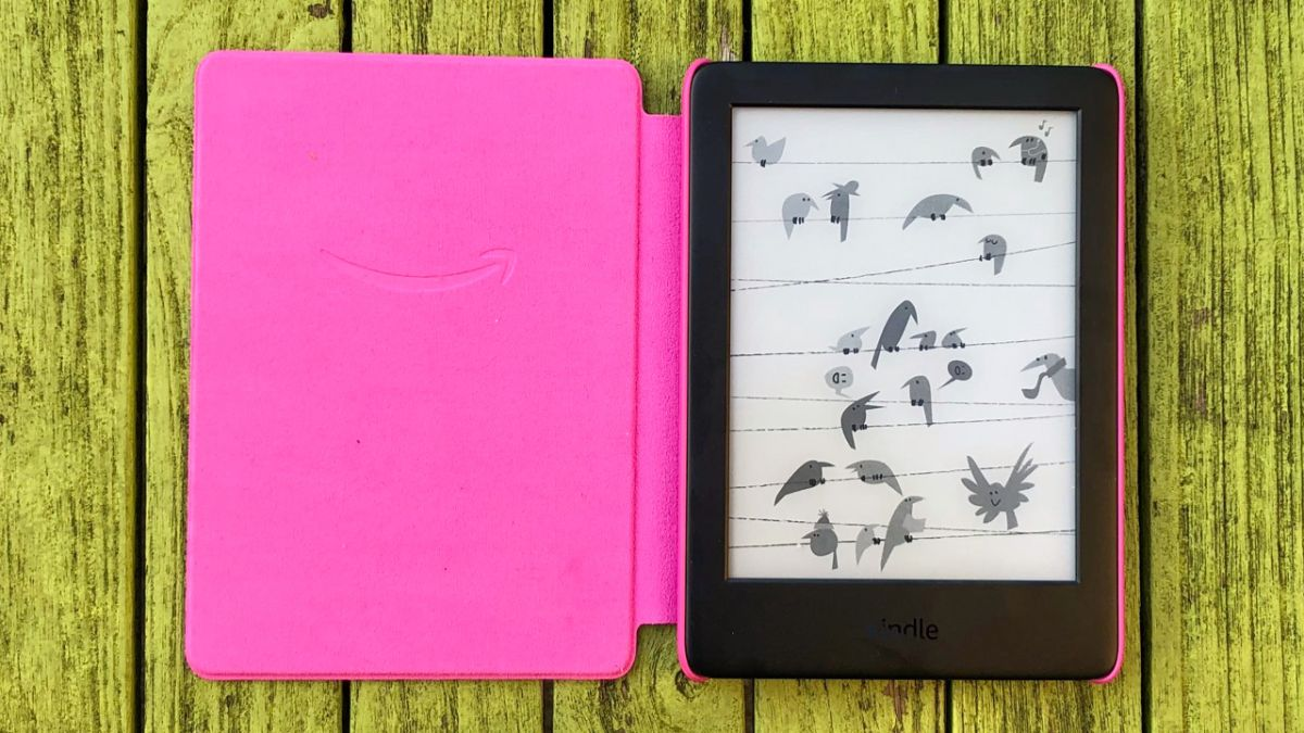 Kindle Vs Sony Reader: Amazon Kindle For Kids Review