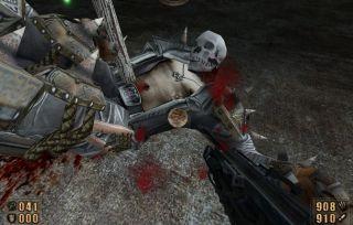 Painkiller spear gun