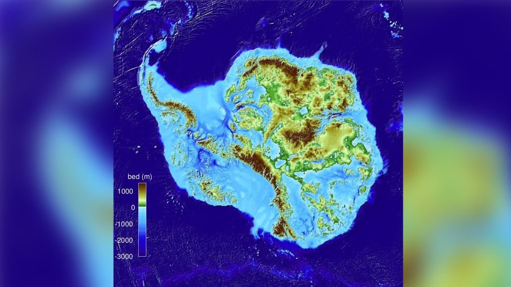 Scientists Found the Deepest Land on Earth Hiding Beneath Antarctica's Ice