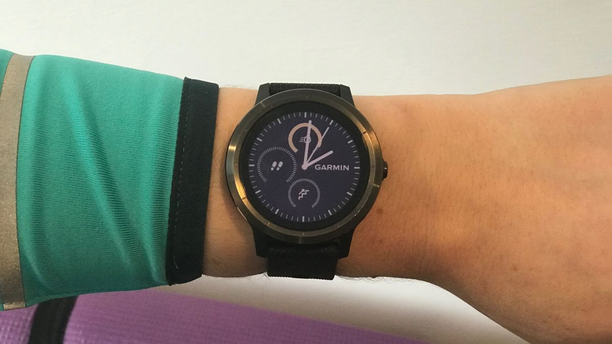 Garmin Vivoactive 3 Review Techradar