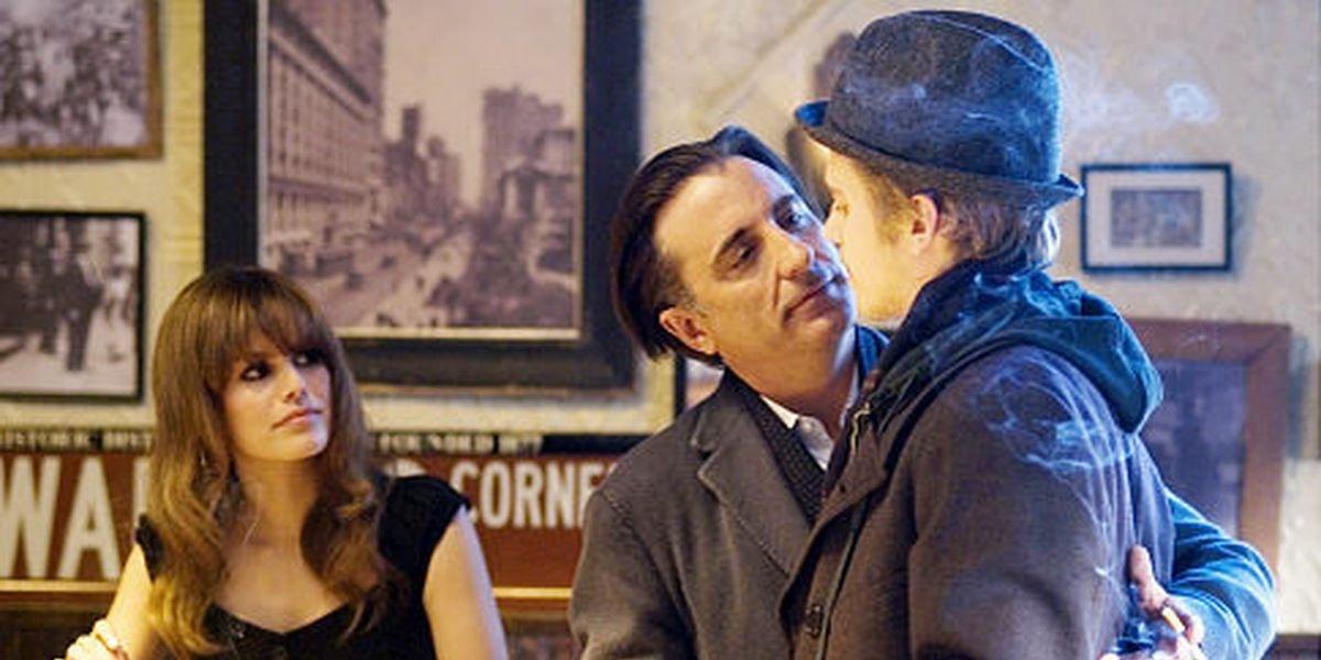 Rachel Bilson, Andy Garcia, and Hayden Christensen in New York, I Love You