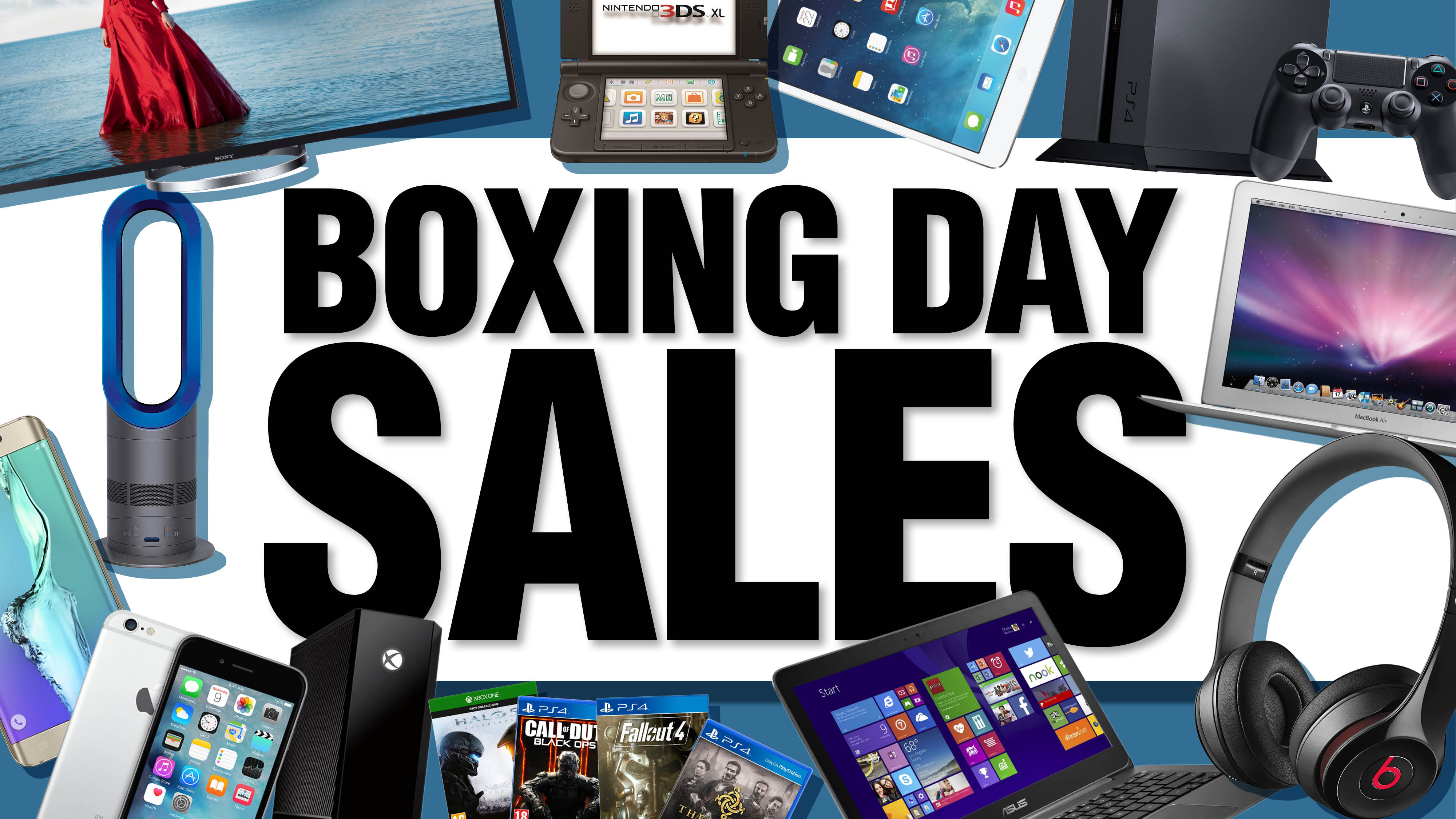 The Best Australian Boxing Day 2018 Sales And Deals Techradar