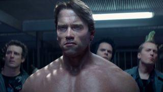Terminator Genisys praised by Cameron