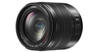Panasonic 14 140mm lens