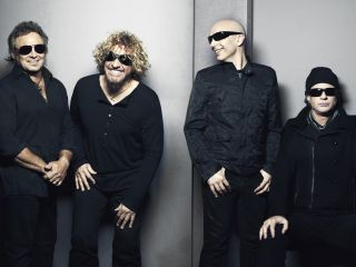 Hagar hearts Satriani and Chickenfoot as well
