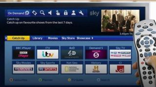 Sky On Demand completes terrestrial catch-up collection with 4oD