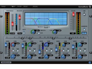 MultiLimit is one of four plug-ins in the Mastering Suite.