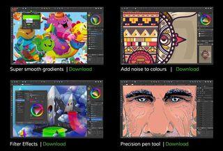 Affinity Designer Is Number 2 Mac App Of 2014 Creative Bloq