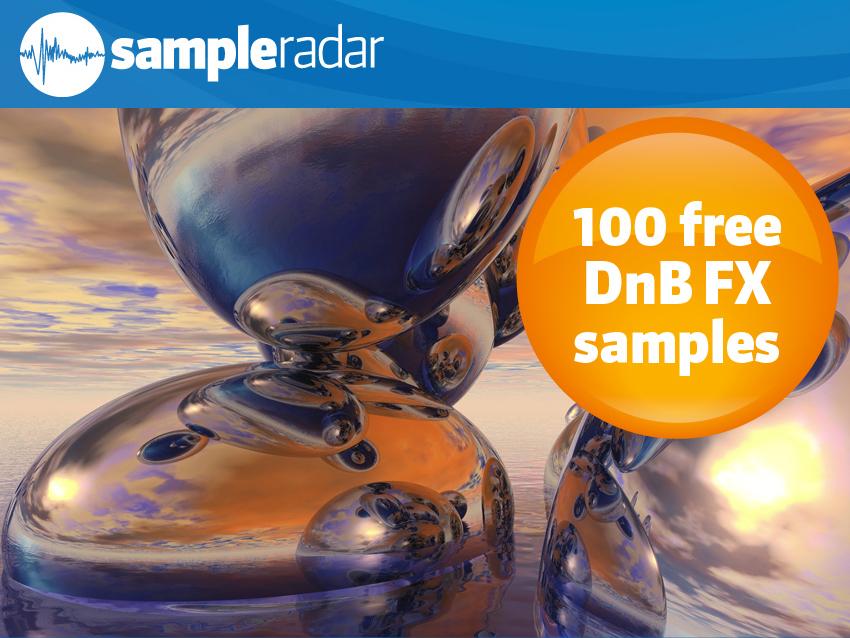 SampleRadar: 100 free drum 'n' bass FX samples | MusicRadar