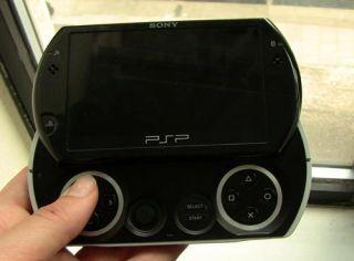 PSP Go to get disc capabilities