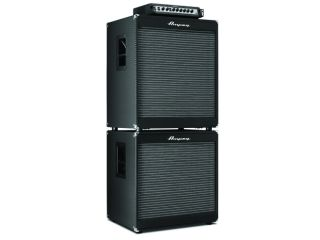 Ampeg's new cabinets.
