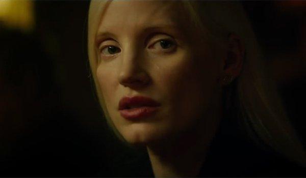 Dark Phoenix Jessica Chastian mystery character