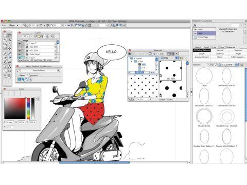 Manga Studio Debut 4