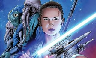 "The story of ""Star Wars: The Rise of Skywalker"" begins in comic book form with ""Allegiance."""