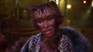Jennifer Hudston in Cats