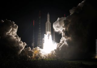 Eutelsat 65 West A Satellite Launch