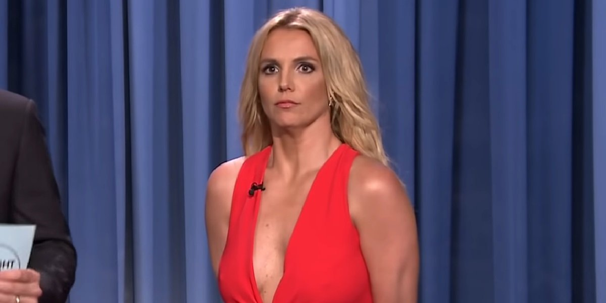 Britney Spears The Tonight Show NBC
