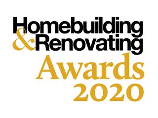 Homebuilding & Renovating Awards 2020