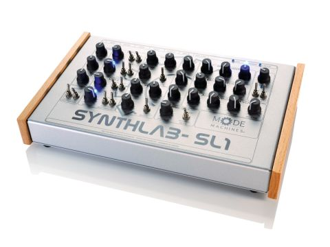 Although described pocket-sized, this is a somewhat misleading label for the Synthlab.