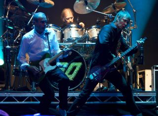 Letley with the Quo