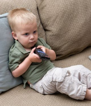 Excess TV time for toddlers has been linked to lowered physical fitness later on.