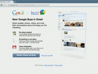 Google buzz clears up some of the fuzz