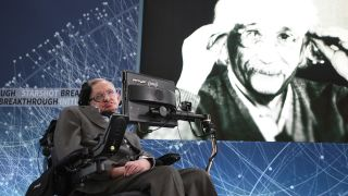 Stephen Hawking wants to send a laser-powered probe to Alpha Centauri