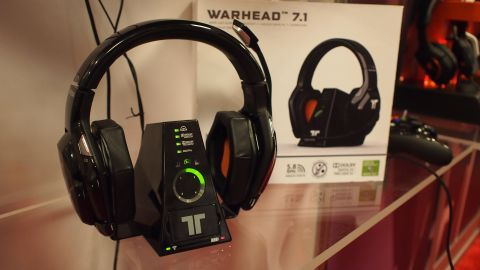Tritton Warhead 7 1 Wireless Surround Headset for Xbox 360