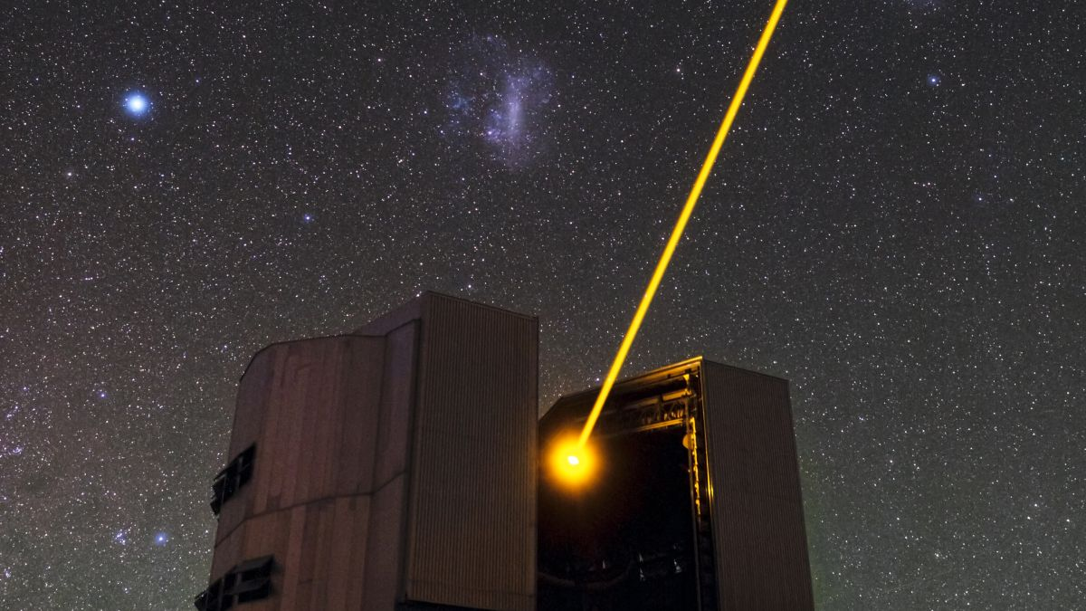 We're not saying it's aliens, but we've definitely found a signal from space