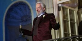 The New Hunger Games Prequel Will Reveal How Snow Went From Hero To Baddie