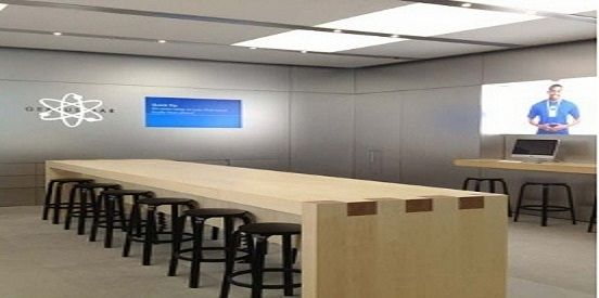 apple testing new genius bar layout at mystery us store