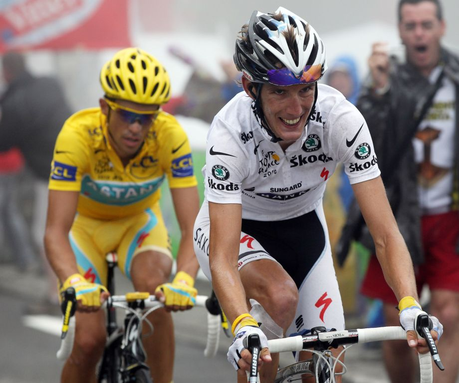 Andy Schleck Alberto Contador Did Something He Shouldn T Have Done Even If He Denies It Cycling Weekly