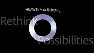 Huawei Mate 30 launch