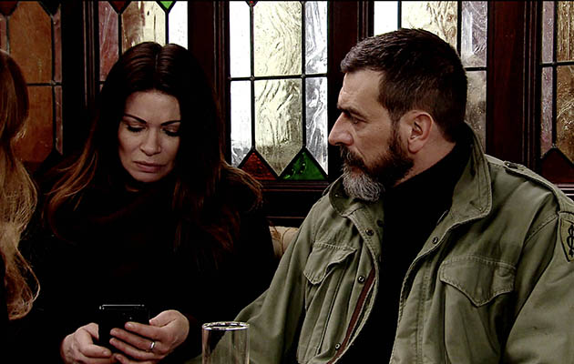 Coronation Street spoilers: Carla Connor receives a threatening message!