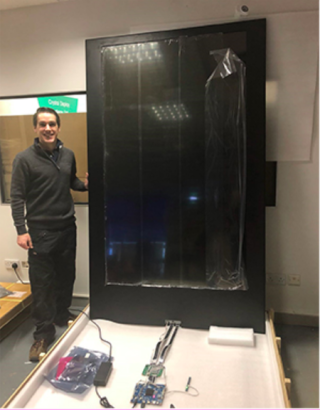 Crystal Display Systems Launches Large-Format Multi-Touch Display