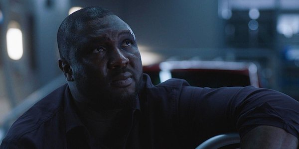 Nonso Anozie in Zoo