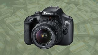 DSLR deal of the summer! Canon EOS 4000D + lens is just £239.99!