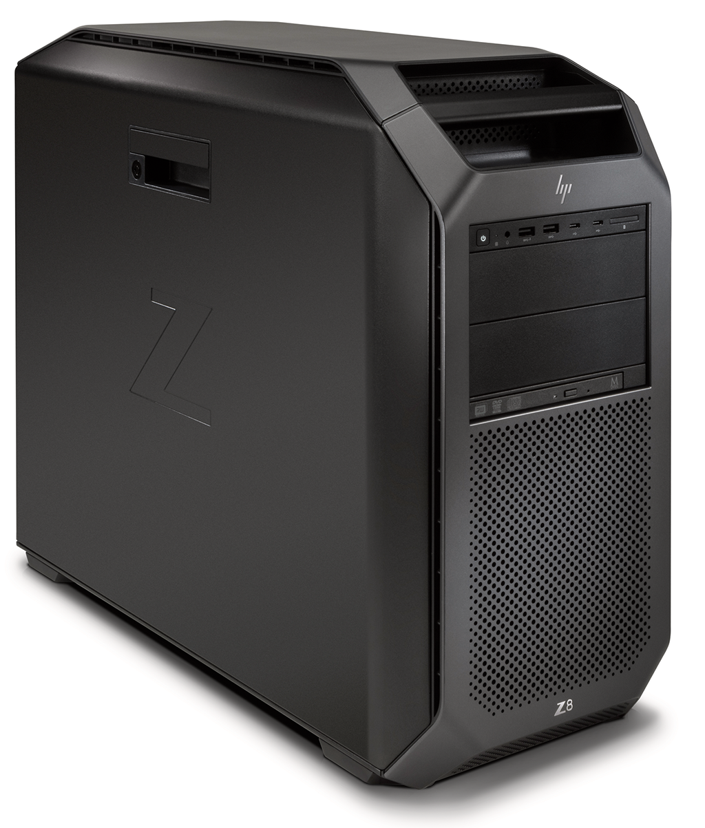 HP Launches New Z Series Workstations | Tom's Hardware