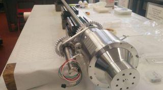ESA's Lunar project drill