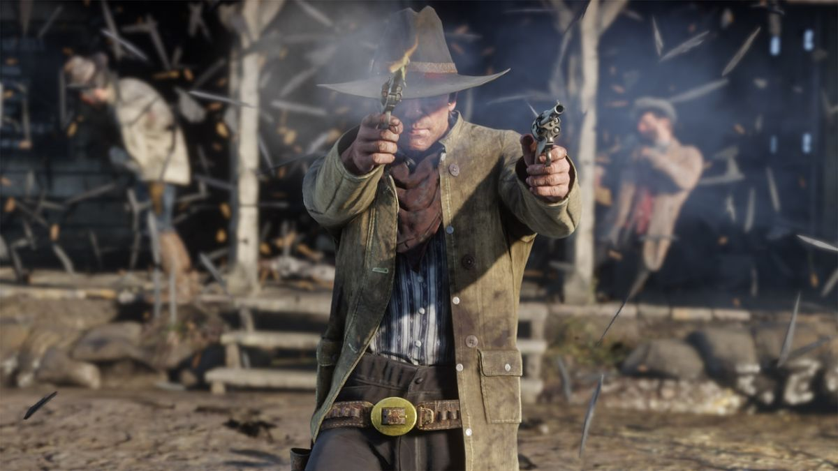 Red Dead Redemption 2's PC port may have a Dark Souls 2 problem