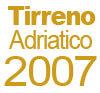 Tirreno-Adriatico 2007 logo