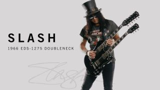 Slash doubleneck